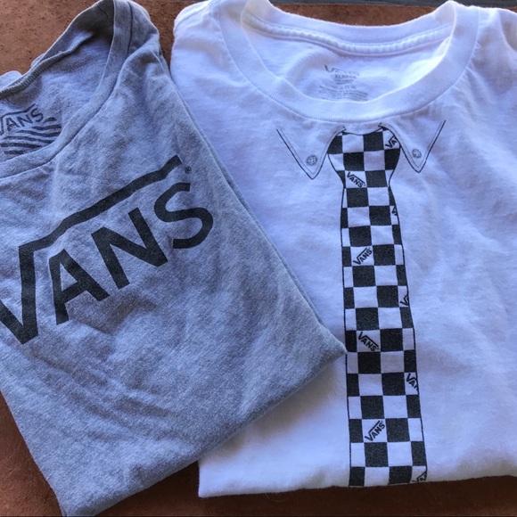 2d61a55ab Two Boys Vans T-shirts. M_5b858d684773681364b46048